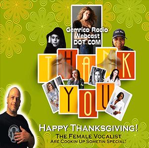 Happy Thanks Giving 2015 by Gemrico & Dj MAc Digital