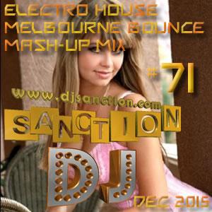 ♫ Best ★ Electro House Dance Club ★ Mashup Mix #71★ DEC 2015 ★  DJSANCTION ♫
