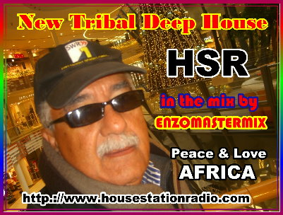 New Tribal Africa Deep House in The Mix!