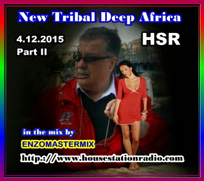 New Africa Tribal Deep in the mix