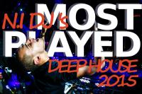 N.I DJ's MOST PLAYED 2015