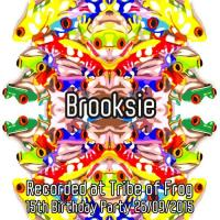 Brooksie recorded live at Tribe Of Frog 15th Birthday