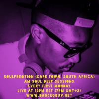 AM SOUL DEEP SESSION MIXED BY SOulfreqtion exclusive to Dancegruv RadioAM SOUL DEEP SESSION MIXED BY SOulfreqtion exclusive to Dancegruv Radio