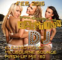 ♫ Top★ Electro House Dance Club ★ Mashup Mix #80★ FEB 2016 ★  DJSANCTION ♫