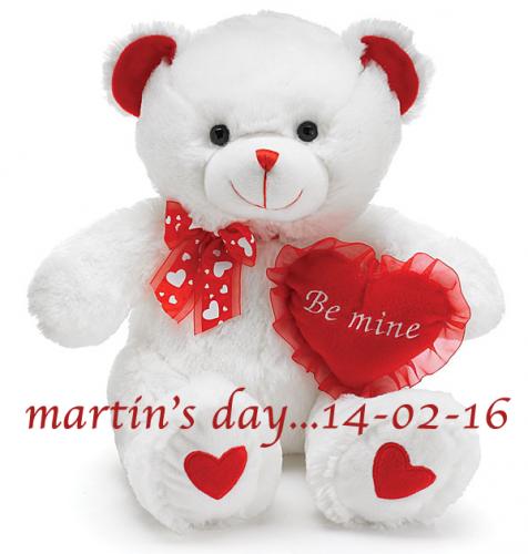 Martin's day - 14-02-16