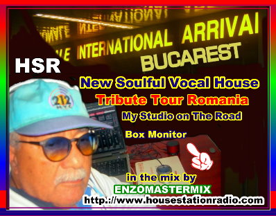 New Soulful Vocal House Tour Romania 2016