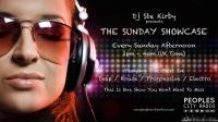 The Sunday Showcase Radio Show 3 With Ste Kirby - peoplescityradio.co.uk