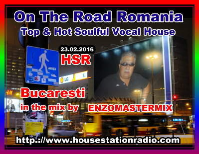 On The Road Soulful Vocal House