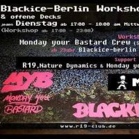 Blackice-Berlin ( 16/02/2016 )