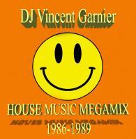 HOUSE MUSIC MEGAMIX 1986-1989