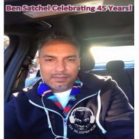 Celebrating Ben Satchel's Birthday - D Suspence Style