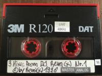 '3 Mixes from Remi(x) '96 Nr.1-Mix Nr.3' (SkogRa)_1996-09-22_So_DAT_Digital Audio Tape Rip_*Trance, Techno*
