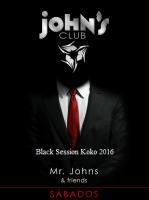 JOHNS CLUB & Friens - Black Koko Sesions 2016