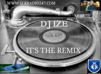 DJ IZE - LIVE N WILD - IT'S THE REMIX