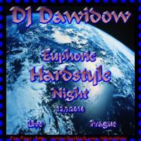 DJ Dawidow - Euphoric Hardstyle Night (Live@12.3.2016@Prague)