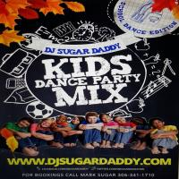 KIDS DANCE PARTY MIX (CLEAN)