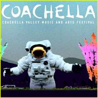 MIX FROM SPACE WITH LOVE! #290 COACHELLA Part.2