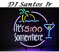 TGIF Mix By DJ Santos Jr