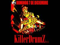 LAP @ Killer Drumz 13 (live Drum and bass set) Buenos Aires, Argentina