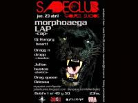 LAP @ SADECLUB Golpes Sucios (Live DnB set)