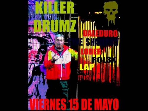 LAP @ Killer Drumz (live DnB set) May 15, 2009