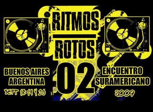 LAP @ Festival Internacional Ritmos Rotos (live DnB set)