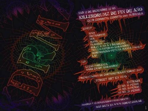 LAP @ Killer Drumz (live DnB set)