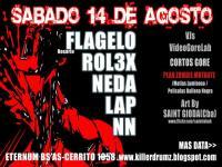 LAP @ Killer Drumz (Live DNB set) Aug 14, 2010