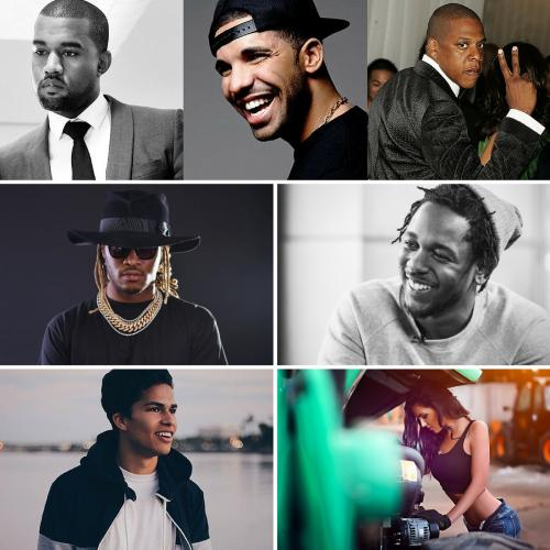 Kanye West, Drake, Future, Jay-Z, KendrickLamar & AlexAiono - Facts Jump & Pop All Day-DJ J-Onas Mix