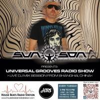 Sun Son AKA Coco Ariaz Presents - Universal Grooves Radio Show #019