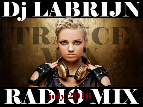 Dj Labrijn - Radio mix july 2016