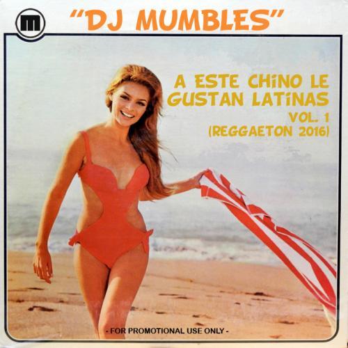 DJ Mumbles - a Este Chino Le Gustan Latinas vol. 1 (Reggaeton 2016)
