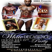 MBB Friday Night White Party ~ 2016