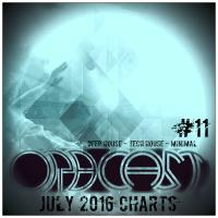 OrbCast #11 - July 2016 Charts