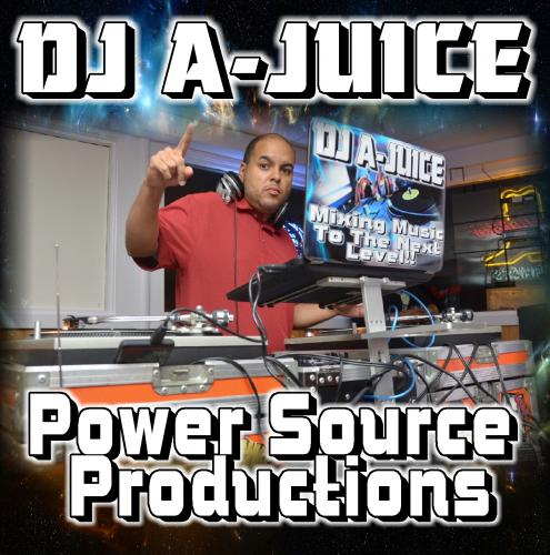 DJ A-JUICE - Bachata De Corazon Mix 5-15-2015