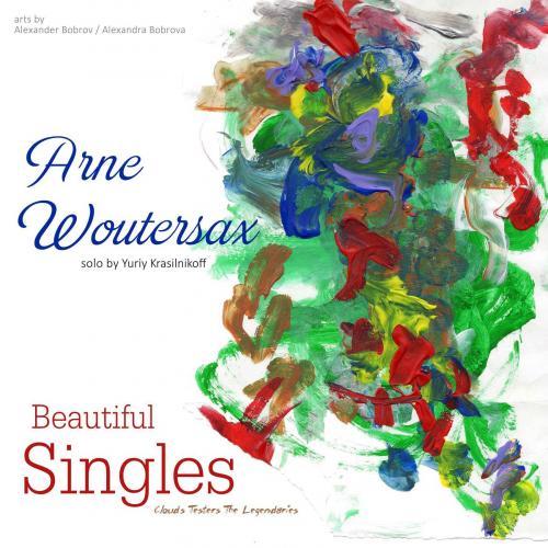 Arne Woutersax - Beautiful Singles (album megamix)