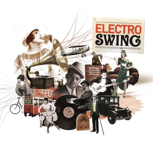 Mixhouse Vs. Electro Swing. The Extended Swing Megamix by Jonas Mix Larsen
