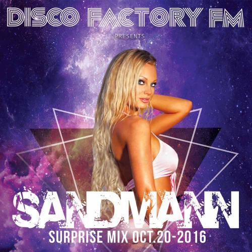 Disco Factory Fm presents
