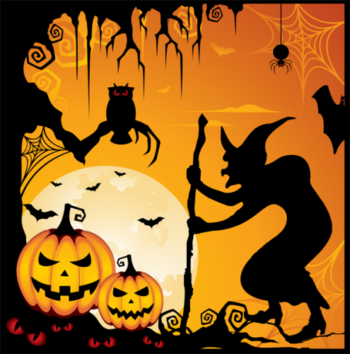 ~~Trick Or Treat~~ Mixed by Axell Astrid