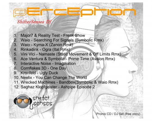 Perception - Shifter Senses DJ (Promo)