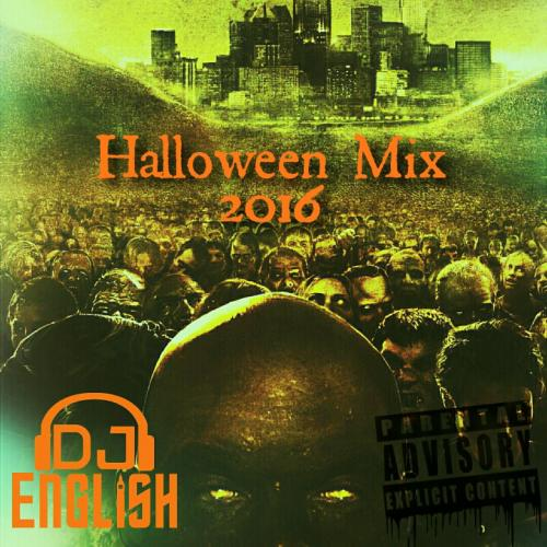 Halloween Mix 2016 - DJ English