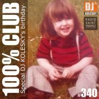 100% CLUB # 340 ON RADIO SAINT-TROPEZ