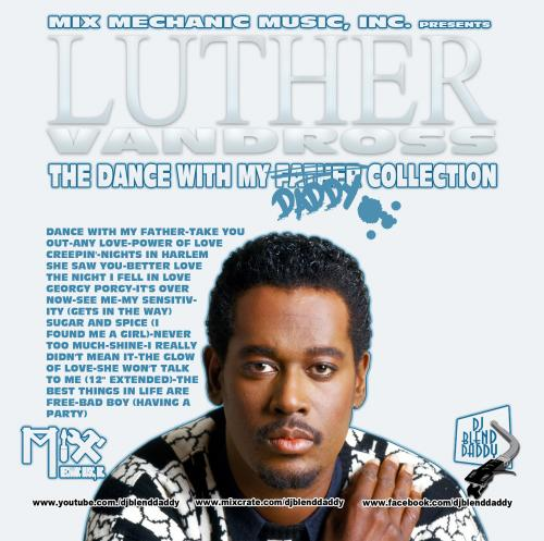 Luther Vandross: The Dance With My Daddy Collection