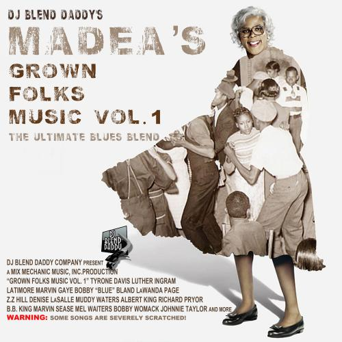 Madea's Grown Folks Music Vol. 1