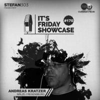 Its Friday Showcase #170 Andreas Kratzer
