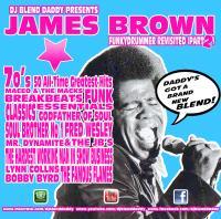James Brown: Daddy's Got A Brand New Blend