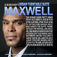Maxwell: Urban Turntable Suite (2014)