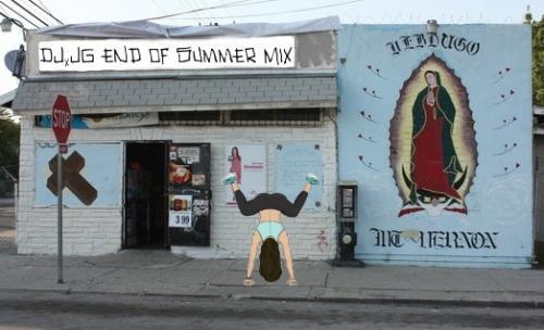 DJ JG End of summer 2015 MIx