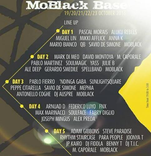 Moblack Base Expérience (Mixed by Soulface)