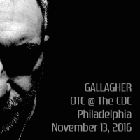 Gallagher - Live and Off The Cuff @ The CDC - Philadelphia - 13.11.2016